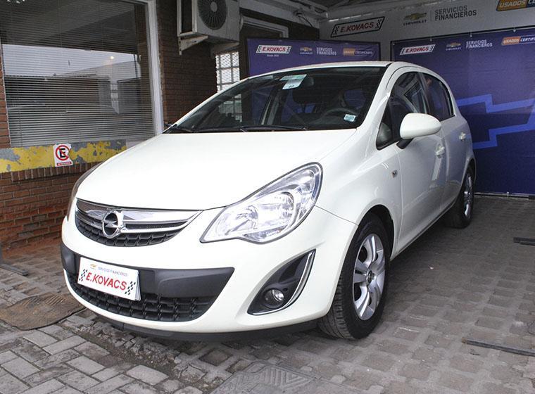 Autos Kovacs Opel Corsa enyoy 2013