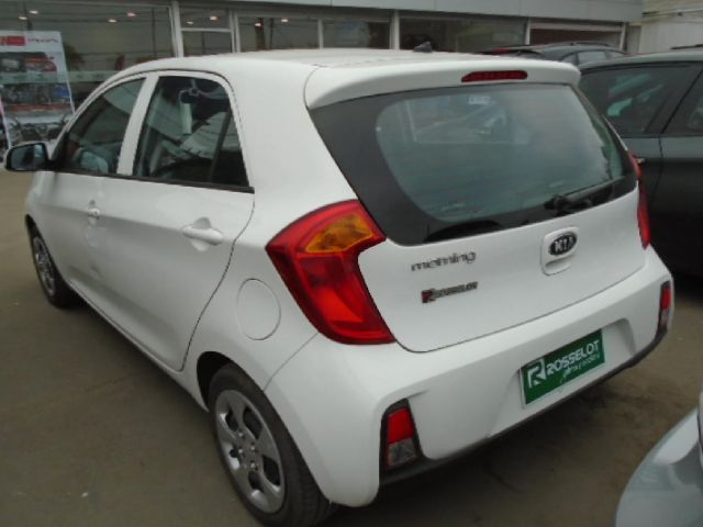 kia morning ex 1.0l 5mt non stop - 1627