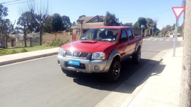 Nissan terrano dcab dx 4x4 2.5
