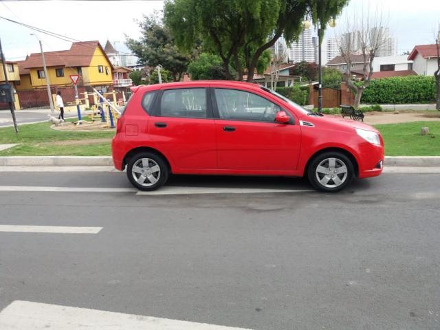 Chevrolet aveo hb sport 1.4 full