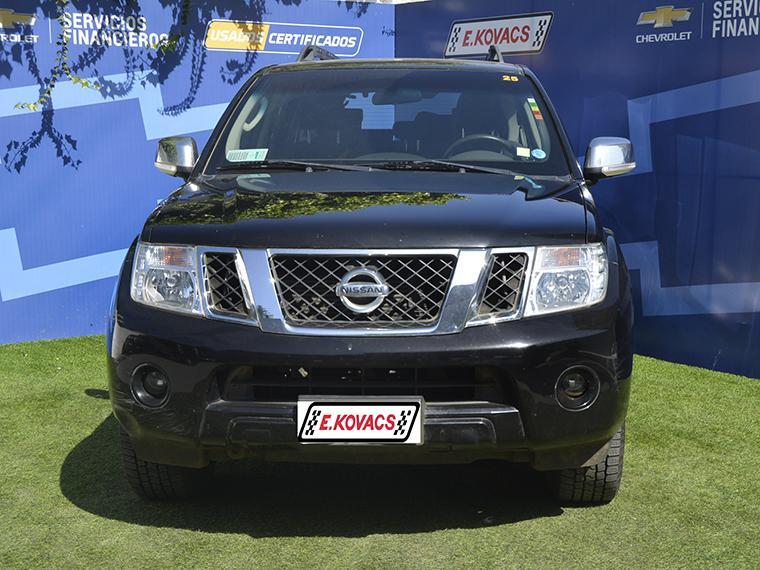 Camionetas Kovacs Nissan Pathfinder se 2013