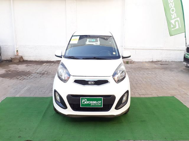 kia morning ex 1.2 mt dh ab - 1293