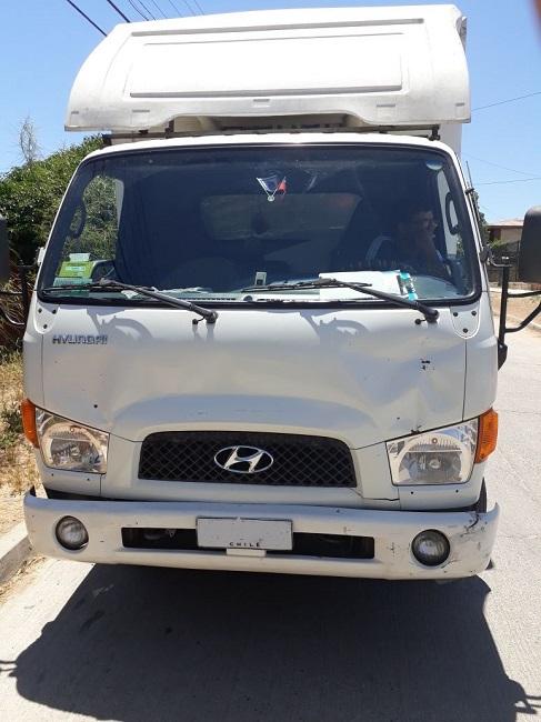 Camiones Automotora Rodríguez Hyundai HD-72 DLX 2012