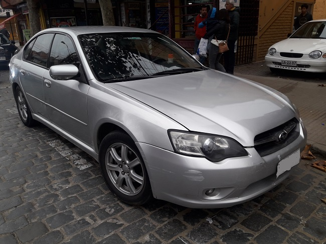 Subaru New Legacy AWD