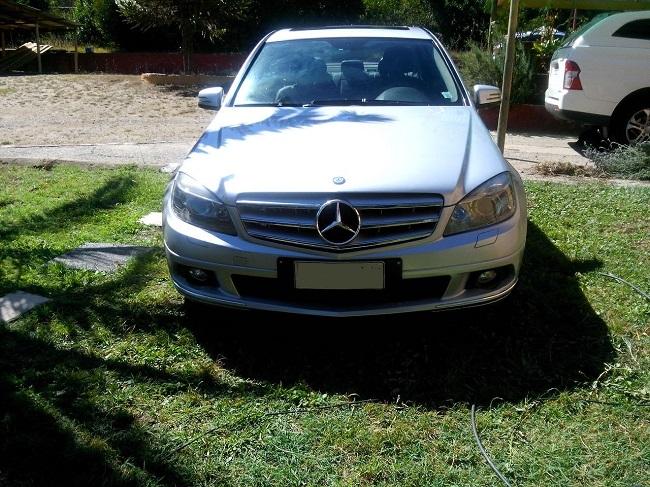 Mercedes-Benz C-180 Blue Efficiency