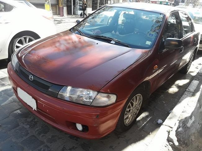 Autos Automotora Rodríguez Mazda Artis GLX B 1999