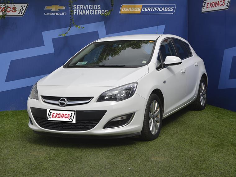 Autos Kovacs Opel Astra turbo 2015
