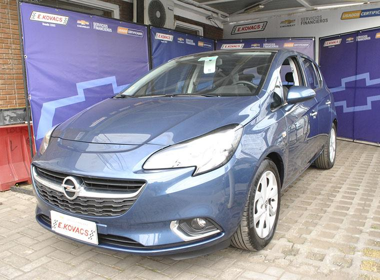 Autos Kovacs Opel Corsa cosmo bl 2017