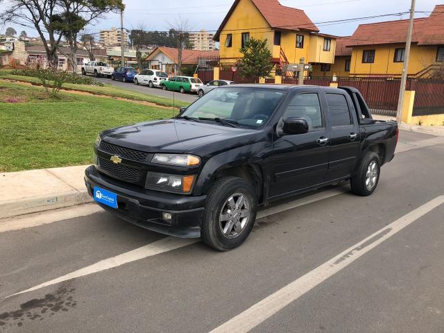 Camionetas Automotora RPM Chevrolet Colorado ii 2.9 aut 2010